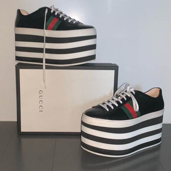 gucci peggy sneakers